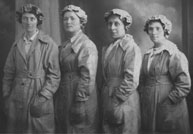 First World War Munitions Workers